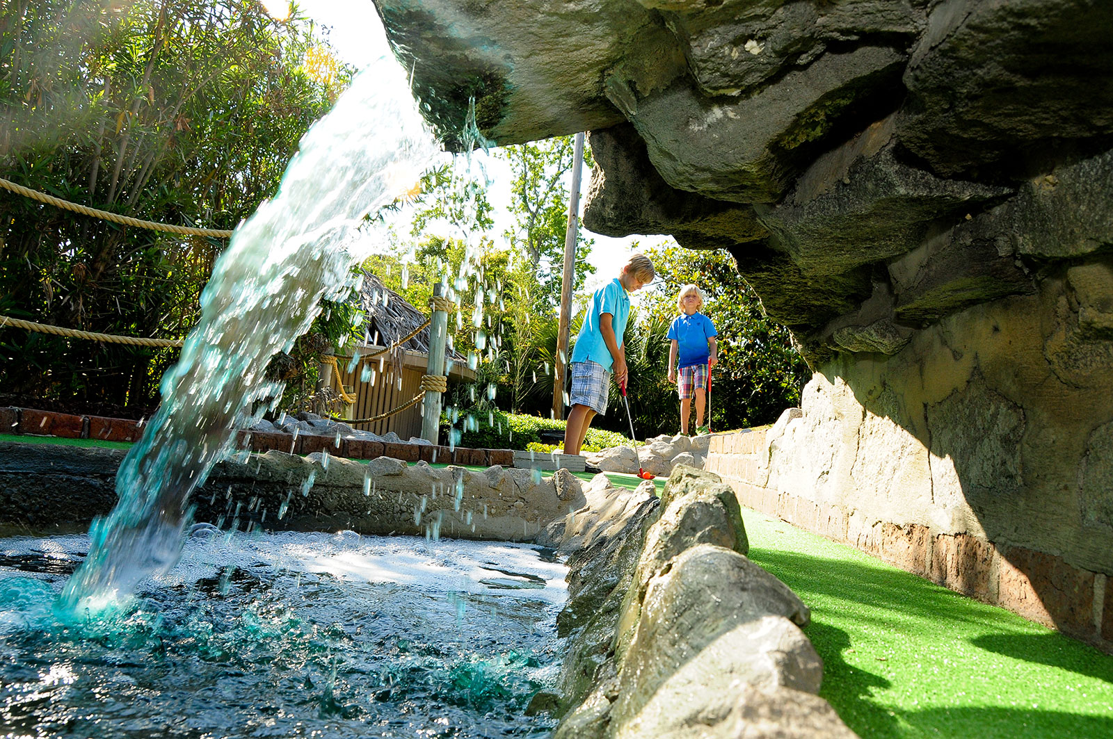 Jungle Safari Golf Myrtle Beach Sc